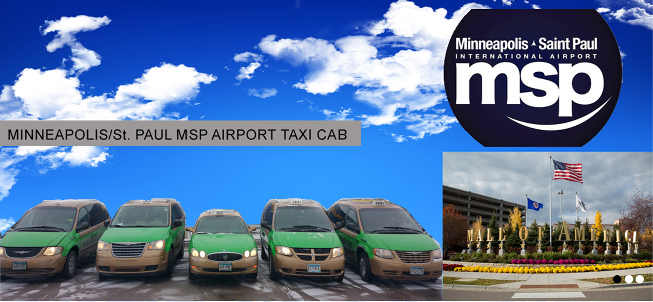 MSP Airport Taxi