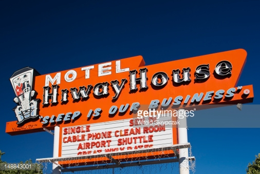 Hy-Way House Motel