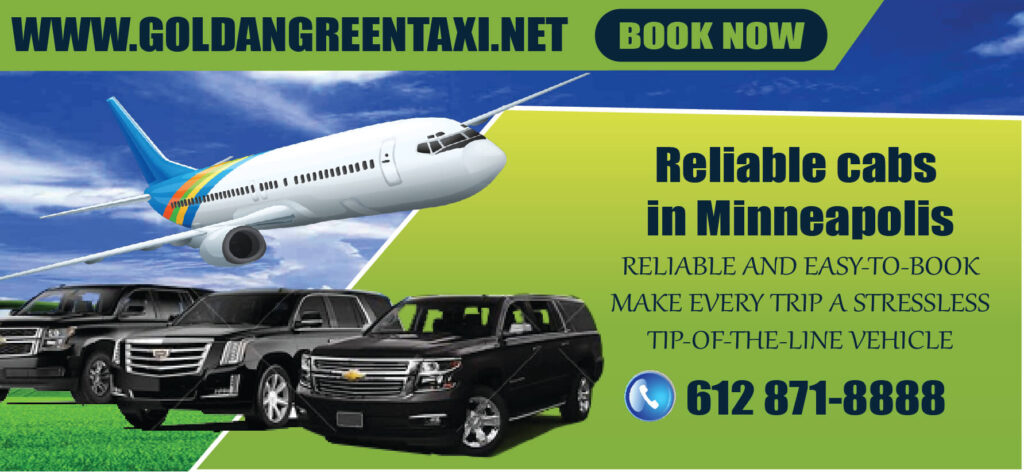 Reliable cabs in Minneapolis