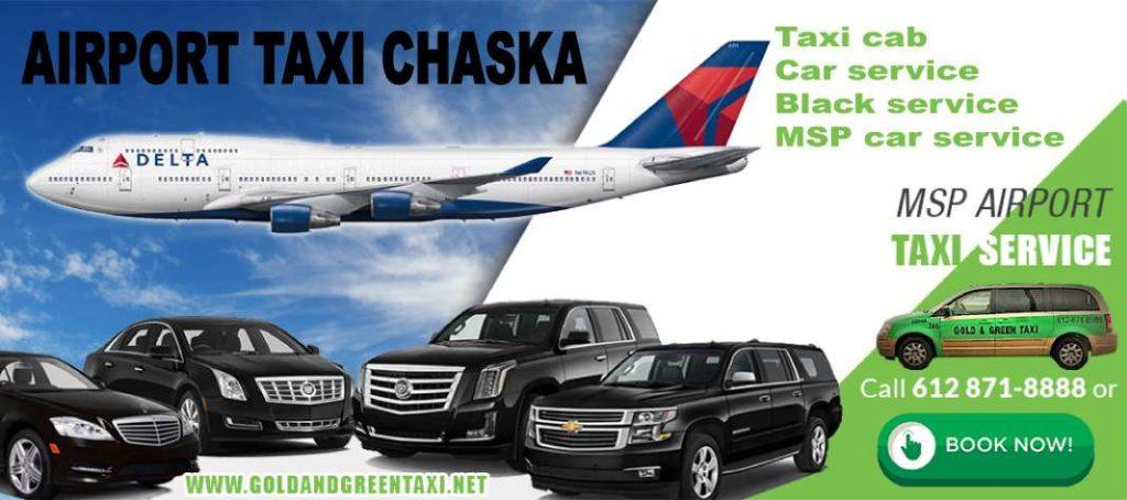 MSP AIRPORT Taxi Chaska MN