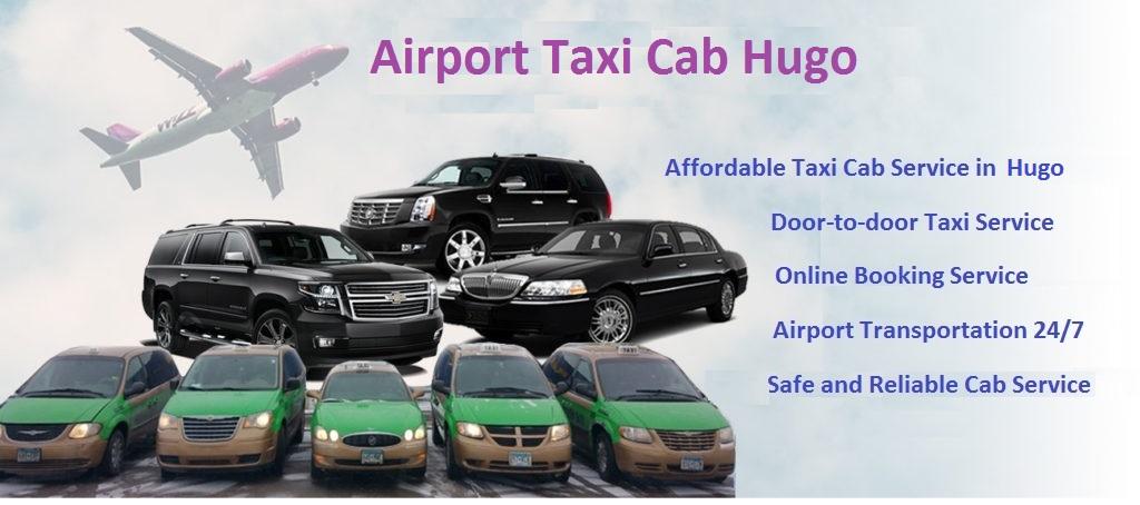 Airport Taxi Cab Hugo