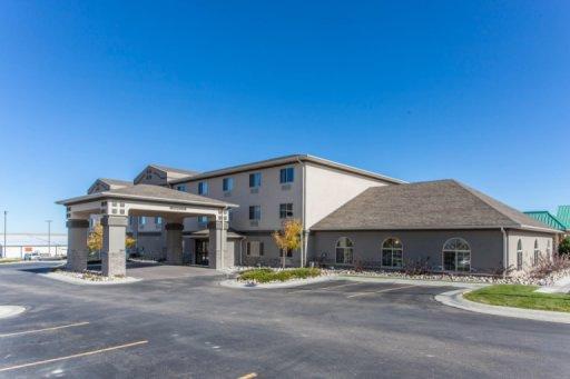 Comfort Inn Casper Evansville