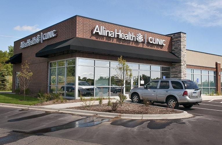 Allina Hospitals & Clinics: Sedivy Karen MD