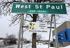 West St Paul
