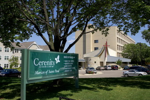 Cerenity Senior Care.