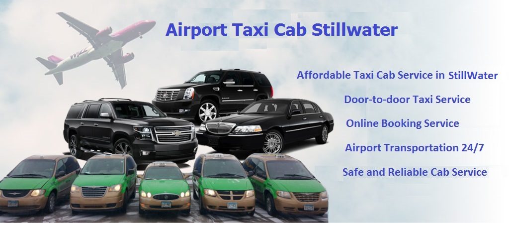 Airport Taxi Cab Stillwater